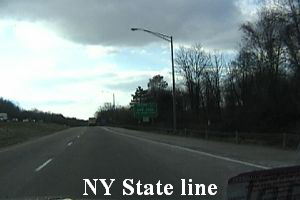 NY State line